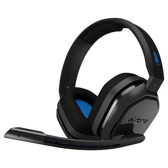 Casque micro Astro Gaming A10 - Bleu - Autre vue