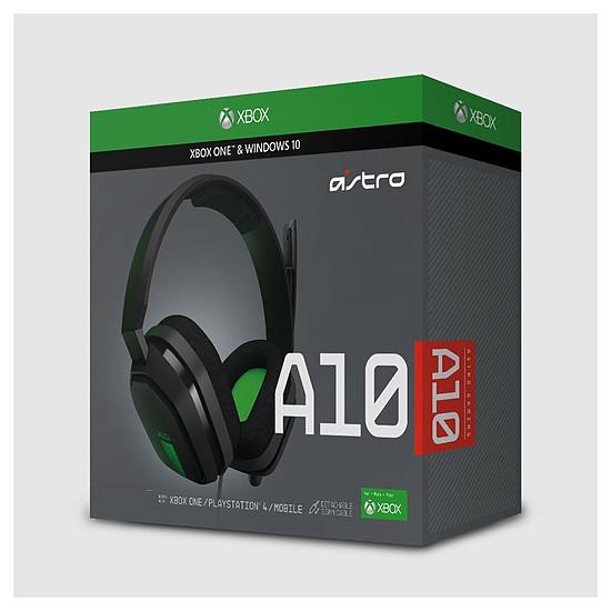 Casque micro Astro Gaming A10 - Vert - Autre vue