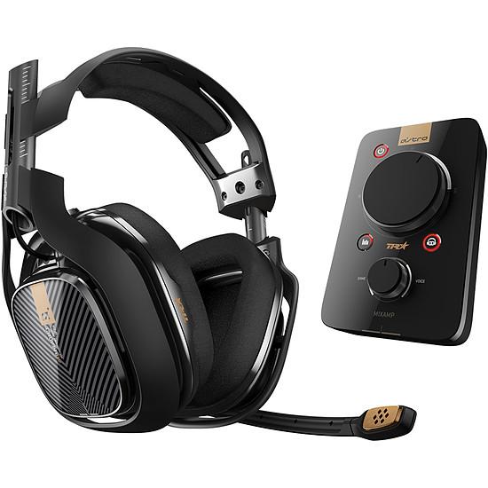Casque micro Astro Gaming A40 TR + MixAmp Pro TR - Noir