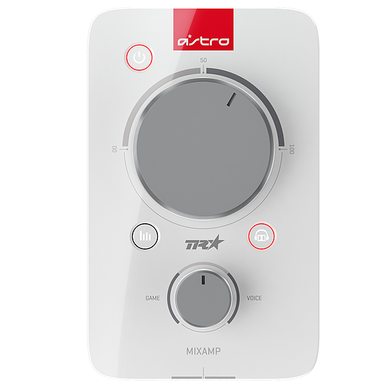 Casque micro Astro Gaming A40 TR + MixAmp Pro TR - Blanc - Autre vue