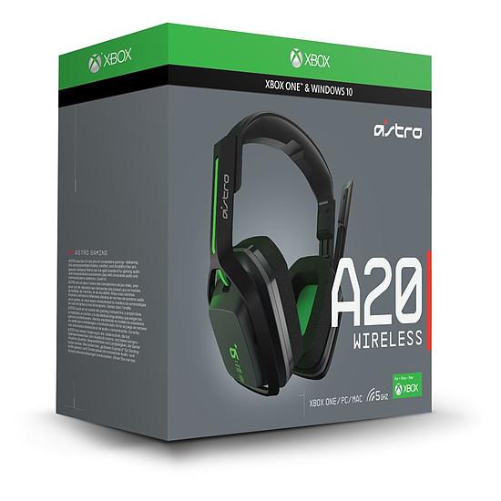 Casque micro Astro Gaming A20 - Vert - Autre vue
