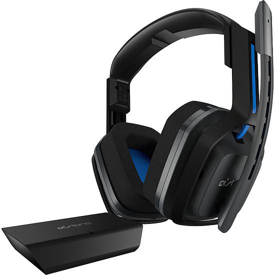 Casque micro Astro Gaming A20 - Bleu
