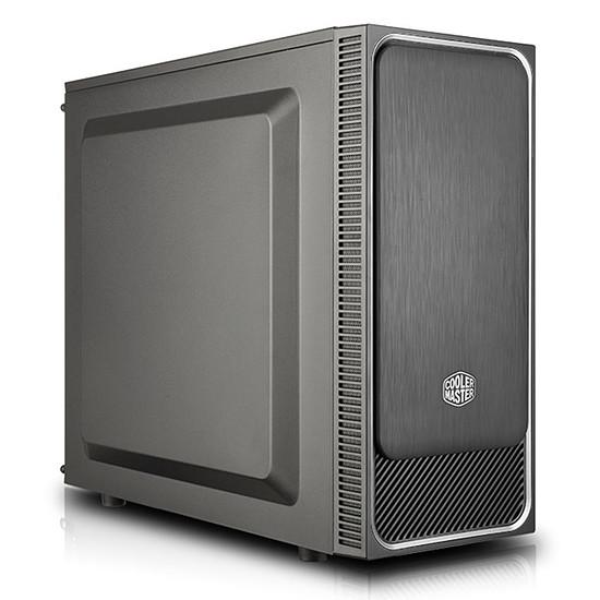 Boîtier PC Cooler Master MasterBox E500L - Argent
