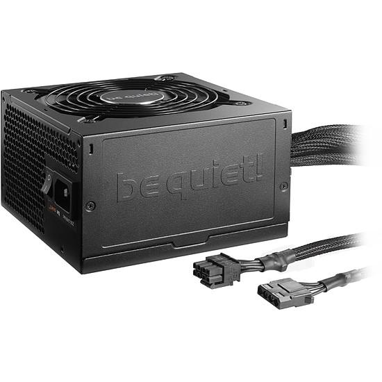 Alimentation PC Be Quiet System Power 9 - 500W - Autre vue