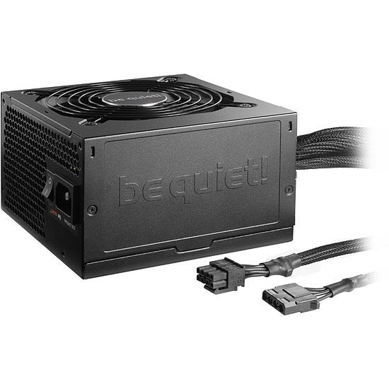 Alimentation PC Be Quiet System Power 9 - 600W - Autre vue