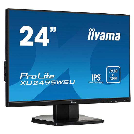 Écran PC Iiyama ProLite XU2495WSU-B1