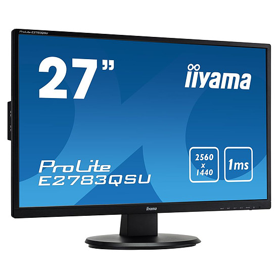 Écran PC Iiyama ProLite E2783QSU-B1