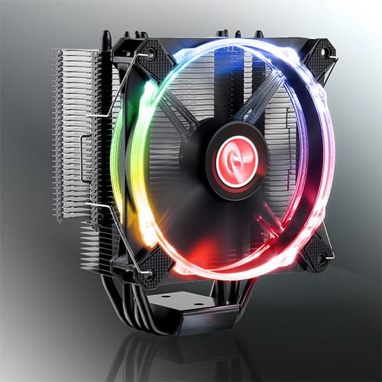 Refroidissement processeur Raijintek LETO RGB - Autre vue