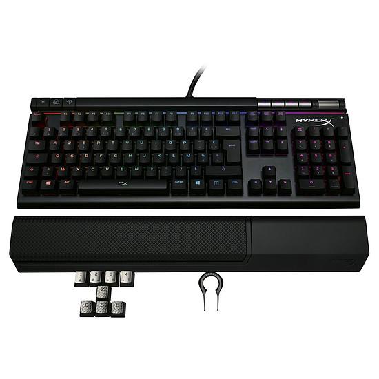 Clavier PC HyperX Alloy Elite RGB - Cherry MX Red - Occasion - Autre vue