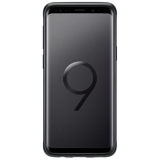 Coque et housse Samsung Coque renforcée (noir) - Samsung Galaxy S9