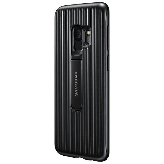 Coque et housse Samsung Coque renforcée (noir) - Samsung Galaxy S9 - Autre vue