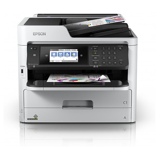 Imprimante jet d'encre Epson WorkForce Pro WF-C5710DWF - Autre vue