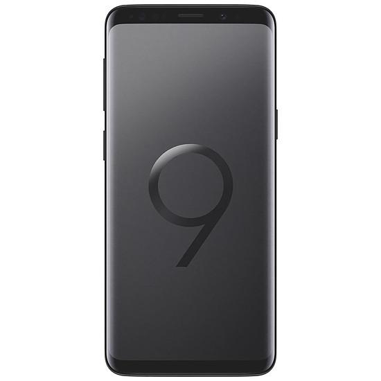 Smartphone et téléphone mobile Samsung Galaxy S9 (noir carbone) - 4 Go - 64 Go - Autre vue