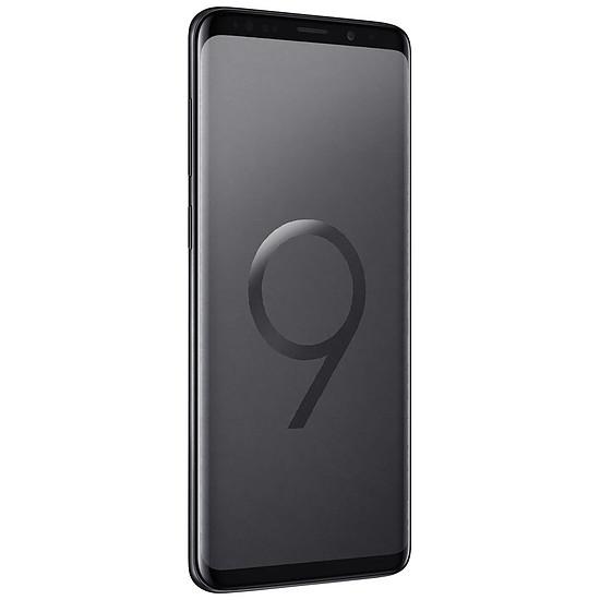 Smartphone et téléphone mobile Samsung Galaxy S9+ (noir carbone) - 6 Go - 64 Go - Autre vue