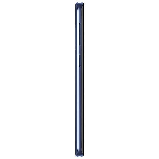 Smartphone et téléphone mobile Samsung Galaxy S9 (bleu corail) - 4 Go - 64 Go - Autre vue