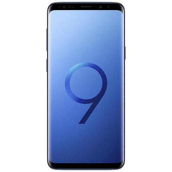 Smartphone et téléphone mobile Samsung Galaxy S9+ (bleu corail) - 6 Go - 64 Go - Autre vue