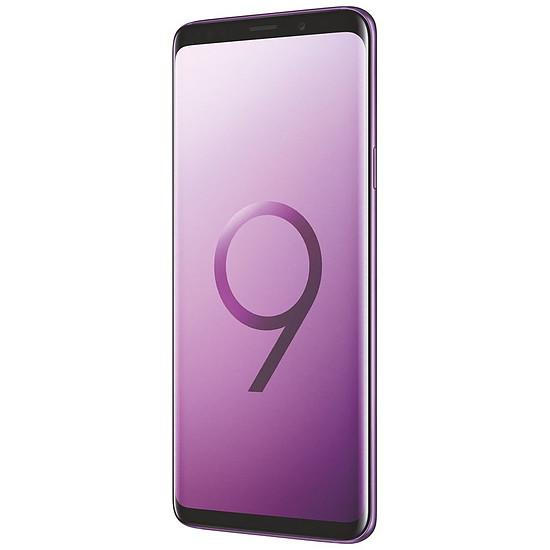 Smartphone et téléphone mobile Samsung Galaxy S9+ (ultra violet) - 6 Go - 64 Go - Autre vue