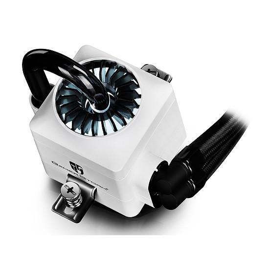 Refroidissement processeur DeepCool Gamer Storm Captain 360 EX Blanc - Autre vue