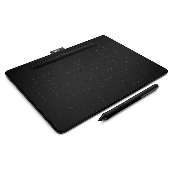 Tablette Graphique Wacom Intuos M Bluetooth - Noir