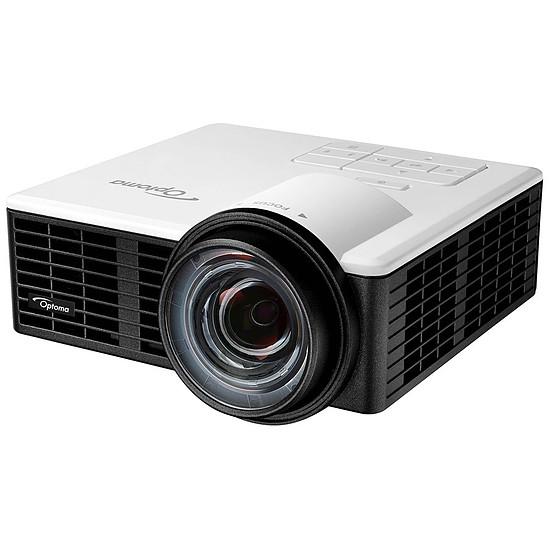 Vidéoprojecteur Optoma ML1050ST WXGA LED 1000 Lumens