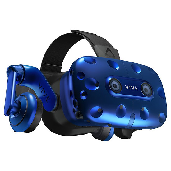 Réalité Virtuelle HTC Vive Pro - Casque de réalité virtuelle - Occasion