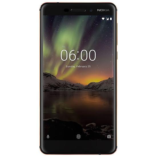 Smartphone et téléphone mobile Nokia 6.1 (noir)