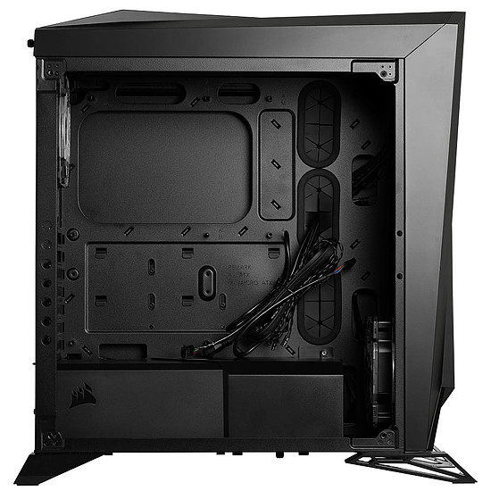 Boîtier PC Corsair Carbide SPEC-OMEGA RGB - Noir - Autre vue