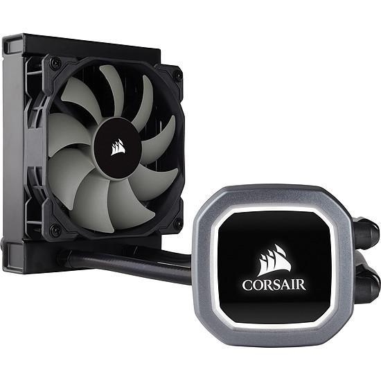 Refroidissement processeur Corsair Hydro Series - H60