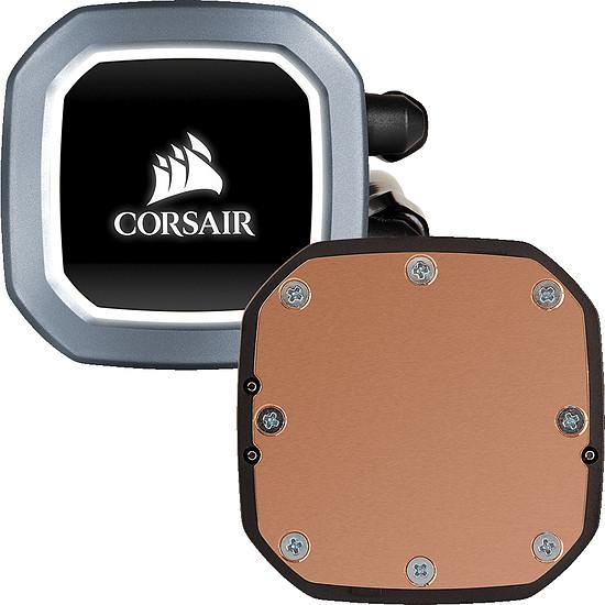 Refroidissement processeur Corsair Hydro Series - H60 - Autre vue