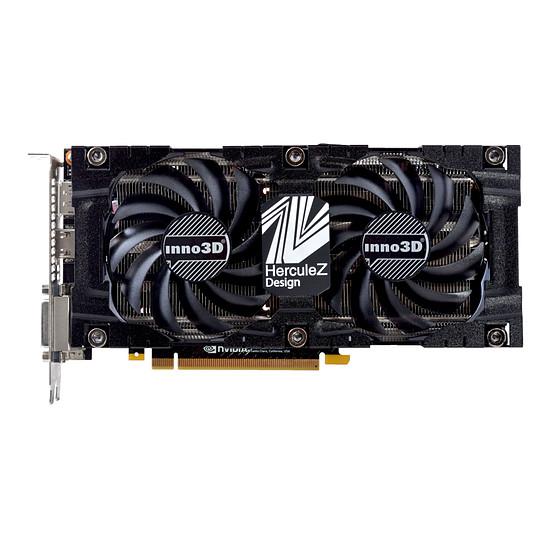 Carte graphique Inno3D GeForce GTX 1070 Twin X2 V4 - Autre vue