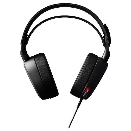 Casque micro SteelSeries Arctis Pro + GameDAC - Noir - Autre vue