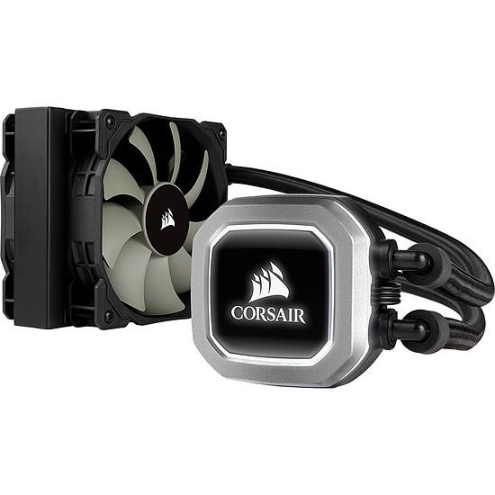 Refroidissement processeur Corsair Hydro Series - H75 v2