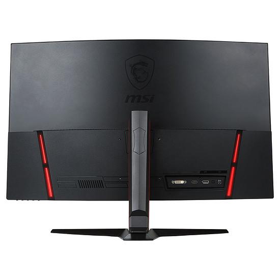 Écran PC MSI OPTIX AG32CQ - Autre vue