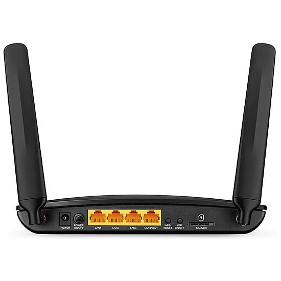 Routeur et modem TP-Link Routeur 4G LTE - Archer MR400 - Autre vue