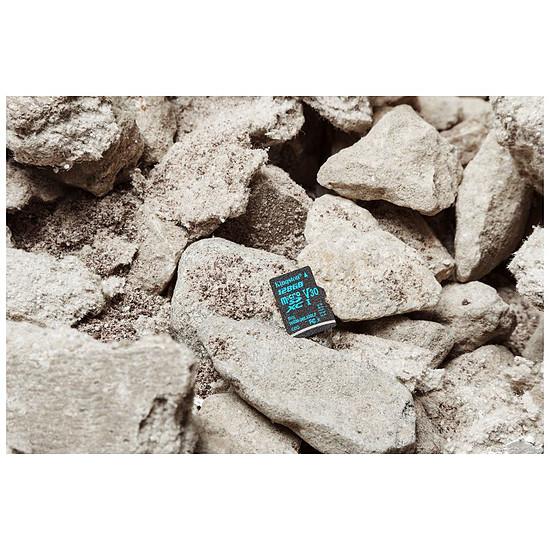 Carte mémoire Kingston microSDXC 64 Go Canvas Go! (90Mo/s) - Autre vue