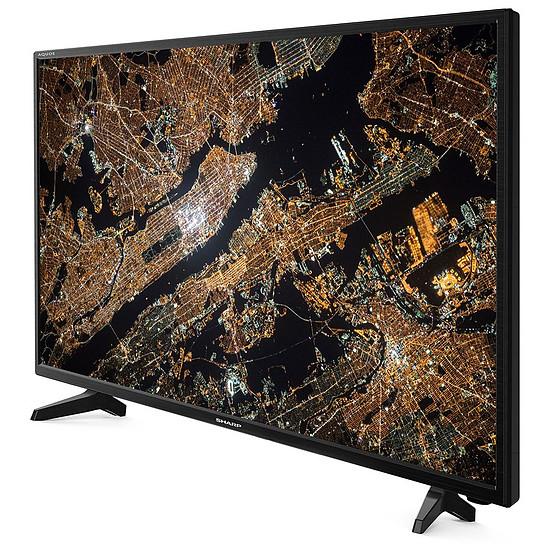 ca866ec05 Sharp LC40UG7252E TV LED UHD 4K HDR 102 cm - TV Sharp sur Materiel.net
