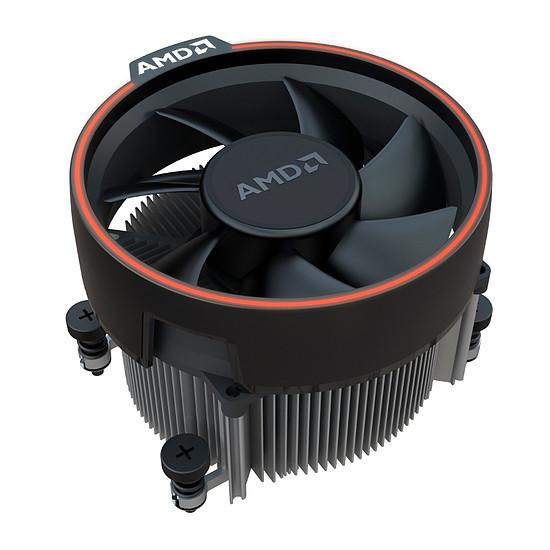 Processeur AMD Ryzen 7 2700 Wraith Spire LED Edition (3,2 GHz) - Autre vue