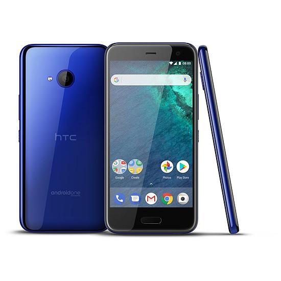 Smartphone et téléphone mobile HTC U11 Life (bleu saphir)