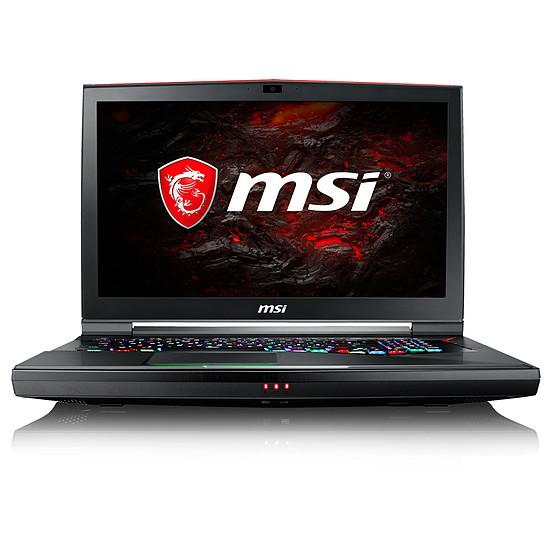 PC portable MSI GT75 Titan 8RF-091FR - Autre vue