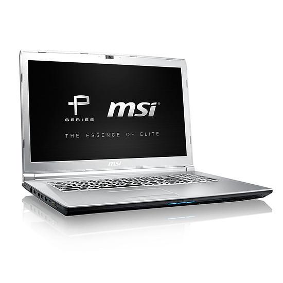 PC portable MSI PE72 8RC-025FR