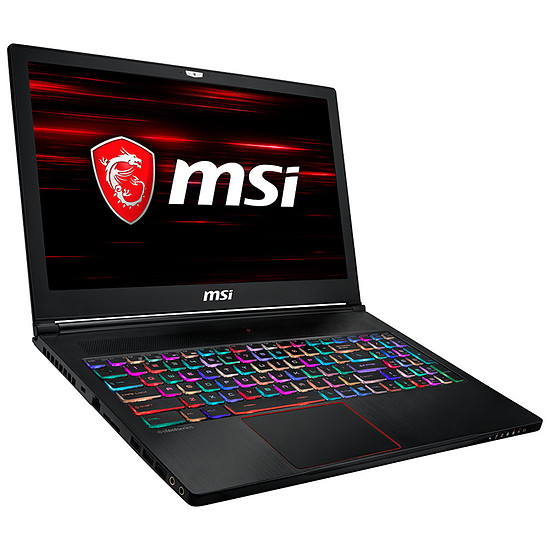 PC portable MSI GS63 Stealth 8RE-016FR