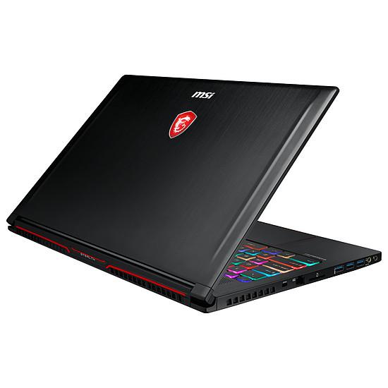 PC portable MSI GS63 Stealth 8RE-017FR - Autre vue