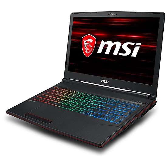 PC portable MSI GP63 Leopard 8RE-096XFR
