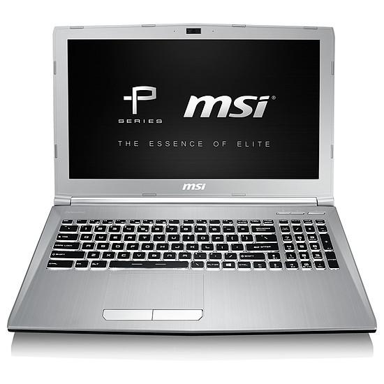 PC portable MSI PE62 8RC-024FR - Autre vue