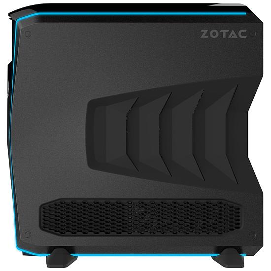 PC de bureau Zotac MEK1 - i7 - GTX 1070 Ti - 16Go - SSD 240Go - 1 To - Autre vue