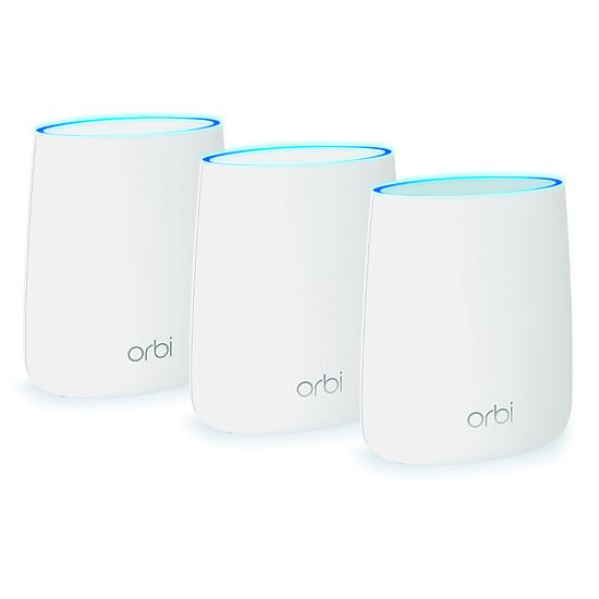 Point d'accès Wi-Fi Netgear ORBI AC2200 (RBK23) - système WiFi tribande