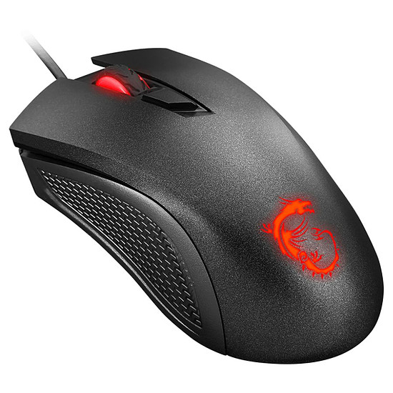 Pack clavier-souris Gaming MSI GK40 Combo - Autre vue