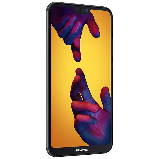 Smartphone et téléphone mobile Huawei P20 Lite (noir) - Autre vue