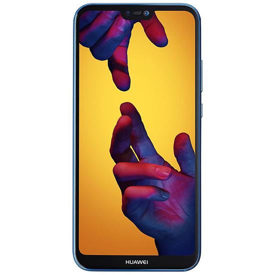 Smartphone et téléphone mobile Huawei P20 Lite (bleu) - Autre vue