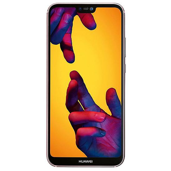 Smartphone et téléphone mobile Huawei P20 Lite (rose)